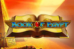 logo book of egypt deluxe novomatic hry automaty