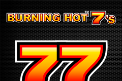 logo burning hot sevens novomatic hry automaty