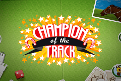 logo champion of the track netent hry automaty