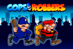logo cops n robbers novomatic hry automaty