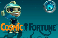 logo cosmic fortune netent hry automaty