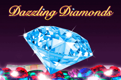 logo dazzling diamonds novomatic hry automaty