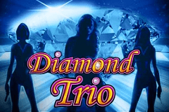 logo diamond trio novomatic hry automaty