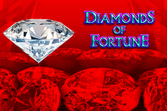 logo diamonds of fortune novomatic hry automaty