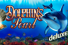 logo dolphins pearl deluxe novomatic hry automaty