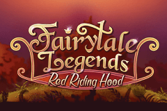 logo fairytale legends red riding hood netent hry automaty