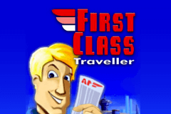 logo first class traveller novomatic hry automaty