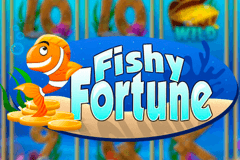 logo fishy fortune netent hry automaty
