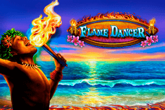 logo flame dancer novomatic hry automaty