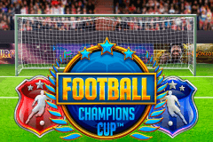 logo football champions cup netent hry automaty