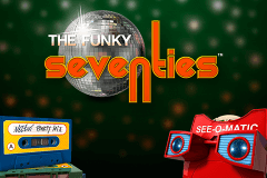 logo funky seventies netent hry automaty