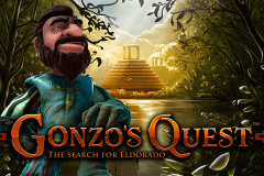 logo gonzos quest netent hry automaty