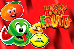 logo happy fruits novomatic hry automaty
