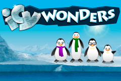 logo icy wonders netent hry automaty