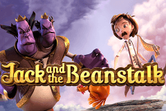 logo jack and the beanstalk netent hry automaty