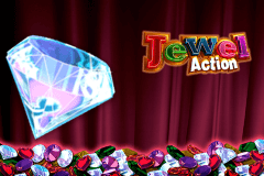 logo jewel action novomatic hry automaty