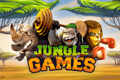 logo jungle games netent hry automaty
