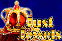 logo just jewels novomatic hry automaty