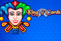 logo king of cards novomatic hry automaty