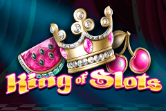 logo king of slots netent hry automaty