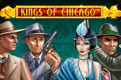 logo kings of chicago netent hry automaty