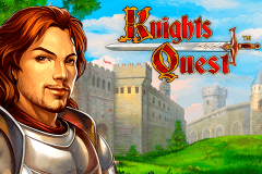 logo knights quest novomatic hry automaty