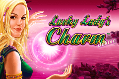 logo lucky ladys charm deluxe novomatic hry automaty