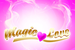 logo magic love netent hry automaty