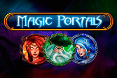 logo magic portals netent hry automaty