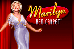 logo marilyn red carpet novomatic hry automaty