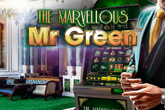 logo marvellous mr green netent hry automaty