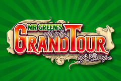 logo mr greens old jolly grand tour of europe netent hry automaty