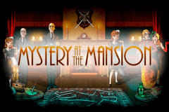logo mystery at the mansion netent hry automaty