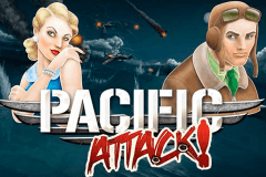 logo pacific attack netent hry automaty