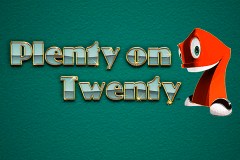 logo plenty on twenty novomatic hry automaty