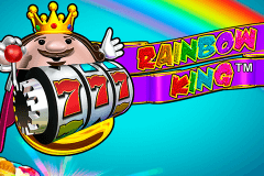 logo rainbow king novomatic hry automaty