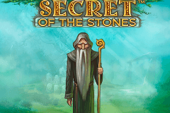 logo secret of the stones netent hry automaty
