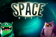 logo space wars netent hry automaty