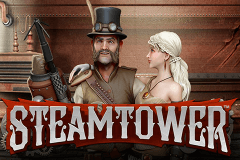logo steam tower netent hry automaty