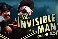 logo the invisible man netent hry automaty