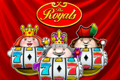 logo the royals novomatic hry automaty