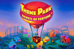 logo theme park tickets of fortune netent hry automaty