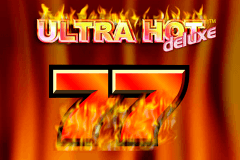 logo ultra hot deluxe novomatic hry automaty