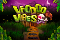 logo voodoo vibes netent hry automaty