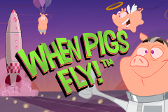 logo when pigs fly netent hry automaty
