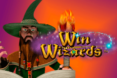 logo win wizards novomatic hry automaty