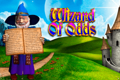 logo wizard of odds novomatic hry automaty