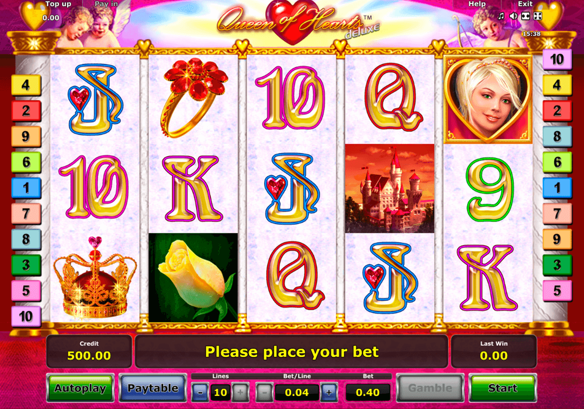 Spiele Hearts Of Three - Video Slots Online